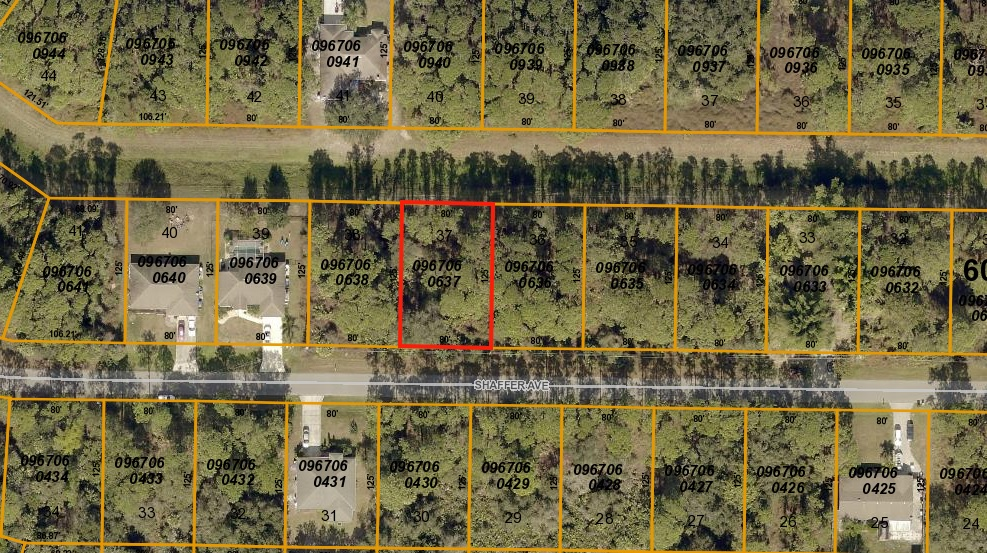 Land for Sale in North Port, Florida | Prime North Port Lots | Our firm has available lots in North Port, FL.